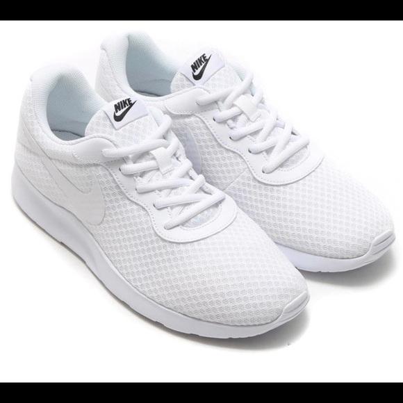 Nike Shoes | Whitewhite Nike Tanjun
